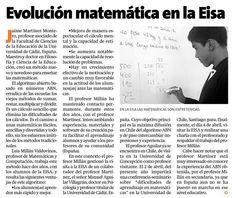 ExceLuisABN Matemática y Excel: Entrevista: Diario el Lider de San Antonio, Chile ...