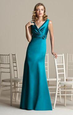 UK Blue Bridesmaid Dress BNNAJ0114-Bridesmaid UK