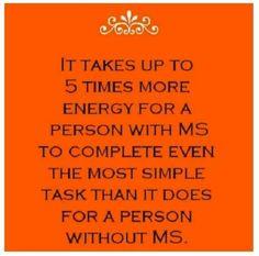 Multiple Sclerosis Funny | Via Jana French