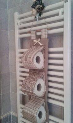 porta roto de papel higiênico