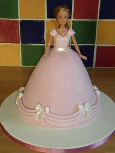 doll cakes for girls | Barbie Doll Princess Birthday Cake | Susie's Cakes