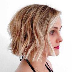 Popülerliği Tekrardan Artan Küt Saç Modelleri