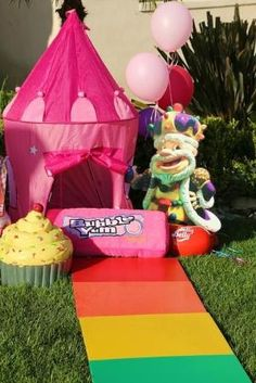 Candyland Party #candyland #party by concetta