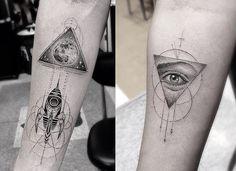 Geometric-Tattoos.