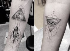 Geometric-Tattoos.
