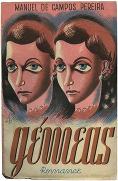 Gemeas - Manuel de Campos Pereira - design - Antnio-Domingues -1942