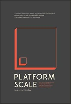 45 best business books images on pinterest book lists books to platform scale how an emerging business model helps startups build large empires with minimum investment fandeluxe Images