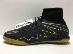 nice Nike Hypervenomx Proximo IC Soccer Shoes Black Gum 747486 007 Men's Size 10   Check more at http://harmonisproduction.com/nike-hypervenomx-proximo-ic-soccer-shoes-black-gum-747486-007-mens-size-10/