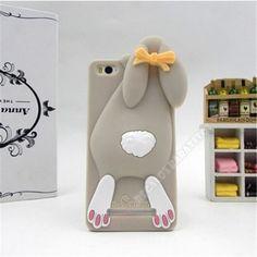 Carcasa 3D diseño moschino conejo para Xiaomi Mi4i / Mi4C