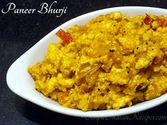 Vegetarian Side Dishes, Vegetarian Options, Easy Indian Recipes, Ethnic Recipes, Red Chili Powder, Scrambled Eggs, Garam Masala, Cottage Cheese, Coriander