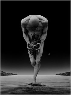 Misha Gordin; film photography, no digital techniques used!