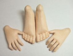 Free Cloth Doll Pattern - Project - for nails