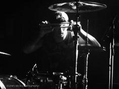 Josh Dun Twenty One PilotsO2 Academy, Oxford 18.2.2014