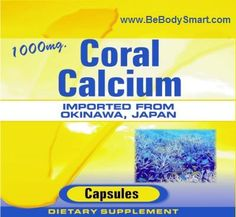 Coral Calcium 1000mg Capsule