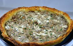 Tarte à la sardine Pizza, Breakfast, Quiches, Four, Aide, Food, Tomato Pie, Philly Cream Cheese, Cooker Recipes