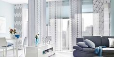 house interior design Source by spaziointeriors Pleated Curtains, Curtains With Blinds, Panel Curtains, Room Divider Curtain, Window Styles, Room Interior Design, Beach House Decor, Home Fashion, Fabric Decor