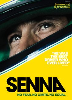 Senna is hands down my new favorite documentary. For a movie about a race car driver in Formula 1, a sport I have never watched or cared about, who knew it would be able to get me to cheer out loud at my screen, and absolutely sob my heart out? To me, a good documentary makes you care about something you didn't before, as well as educating you. Not only is this movie incredibly fast-paced, with a great soundtrack, it has some of the best editing I haveeverseen. There is so much f