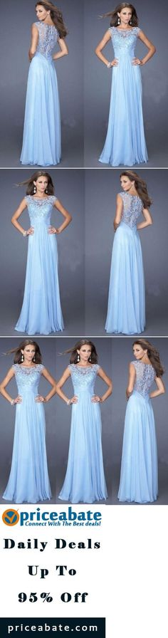 #priceabatedeals 2015 Sexy Evening Party Ball Prom Gown Formal Bridesmaid Cocktail Lace Dress - Buy This Item Now For Only: $7.99
