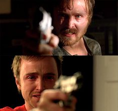 The change in Jesse Breaking Bad Series, Breaking Bad Jesse, Series Movies, Tv Series, Iconic Movie Characters, Braking Bad, Bad Quotes, Jesse Pinkman, Aaron Paul