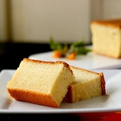 This method is almost foolproof. Soft cottony moist sponge cake every time.