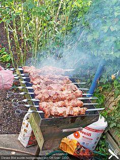 Russischer #Schaschlik #Grillen #BBQ #Russian