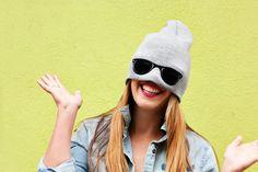 I Spy DIY: MY DIY   Sunglasses Hat