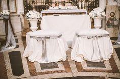Matrimonio romantico pieno di orchidee a Riva del Garda