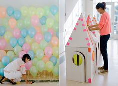 15 Creative And Cool Kids Party Ideas
