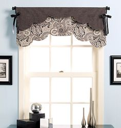 McCall's Pattern B5369 - Curtains for Kitchen?