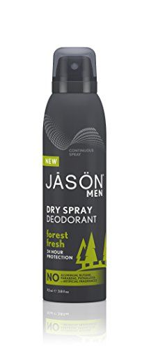 Jason Mens Dry Spray Deodorant Forest Fresh 38 Fluid Ounce *** Continue to the product at the image link.