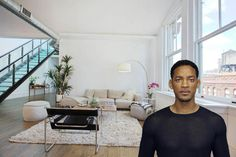 Will Smith Checks Out a $20K/Month NoHo Penthouse