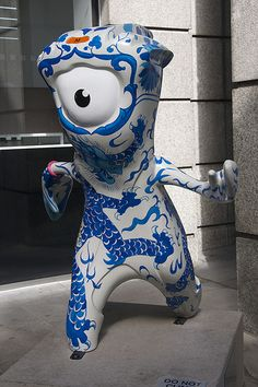 London Wenlock and Mandeville Stroll, Pink Trail, China Town Mandeville