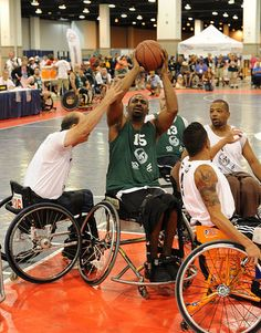 National Veterans Wheelchair Games - the world's largest wheelchair sports event