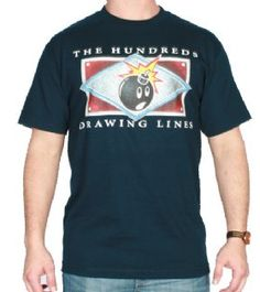 The Hundreds-Name Plate Tee Navy http://www.defyboardshop.com/Shop/pc/The-Hundreds-Name-Plate-Tee-Navy-532p71569.htm