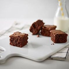 Gluten Free Chocolate Brownie | Doves Farm