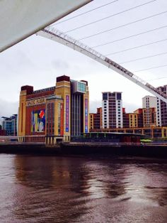 The Baltic Museum. Newcastle-upon-Tyne, England. Newcastle. Travel