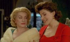 8 Femmes, di François Ozon (2002) with Fanny Ardent