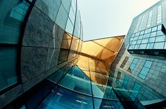 Domenique Mora Design Inc. Cardiff Bay, Cardiff Wales, Exterior Design, Interior And Exterior, Color Inspiration, Architecture Design, The Incredibles, Photography, Cymru