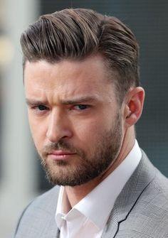 Barba, cabelo & Bigode: Justin Timberlake