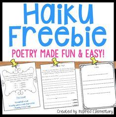Favorite Poetry Unit