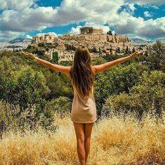 Greece photography nature Athens Parthenon wanderlust travel
