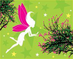 a few fairy printables...