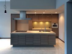 At #Poggenpohl, function is a value for life. Customer installed kitchen in #japan , #Japan