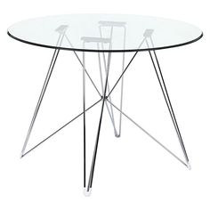 Zanui, Eiffel table, 100cm dia, $139