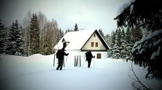 Hidden treasure in Krusne hory