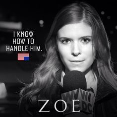 House of Cards - ❤️ Zoe  ❤️