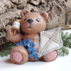 Keramik Teddy  von http://de.dawanda.com/product/73987667-Keramik-Teddy