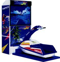 Game Room: Video Arcade Game Aqua Jet