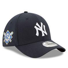 Men s New Era Navy New York Yankees 2018 Jackie Robinson Day 39THIRTY Flex  Hat 29343316593
