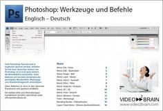 Englisch-Deutsch-Übersetzung der Photoshop-Menüs und –Werkzeuge (PDF)
